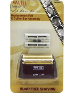 Wahl 5-Star Foil W/Cutter