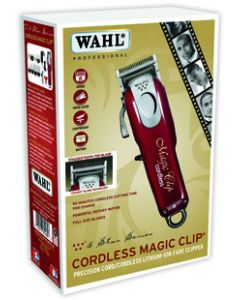 Wahl 5-Star Clipper Magic Clip Cordless