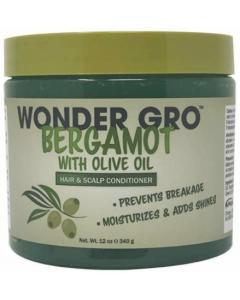 Wonder Gro Bergamot With Olive Oil Hair & Scalp Conditioner